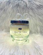 Clear Quartz Crystal Candle
